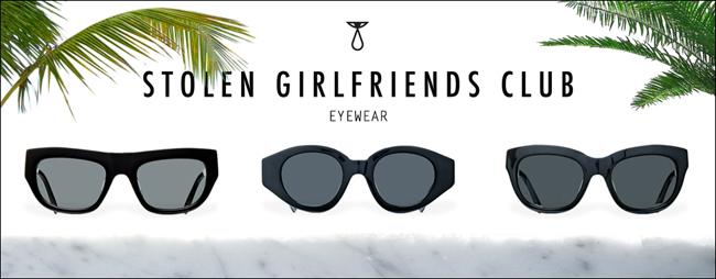 radd lounge stolen girlfriends club eyewear collection