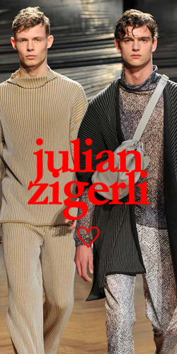 JULIAN ZIGERLI