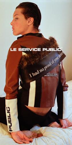 LE SERVICE PUBLIC ℗